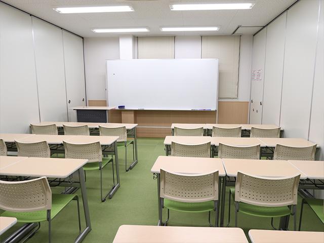 集団授業教室
